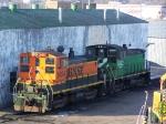 BNSF 3454 & BNSF 3632