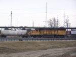 UP 833 Switches Tankers