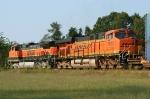 BNSF 1054/BNSF 7623