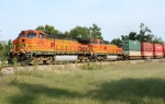BNSF 4178/BNSF 917