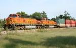 BNSF 4178/BNSF 917