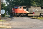 CN Train 385