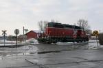IORY Train 401