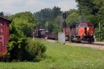 CN Train 384