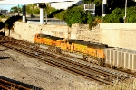 BNSF 5647 and BNSF 9954