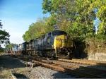 CSX 499 on Q539 southbound