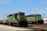 BNSF Cicero Switchers