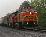 BNSF 818