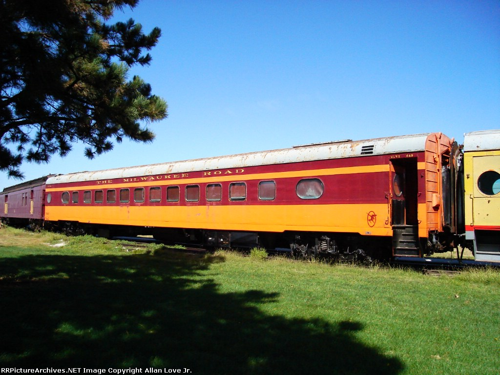 Milwaukee Road 649