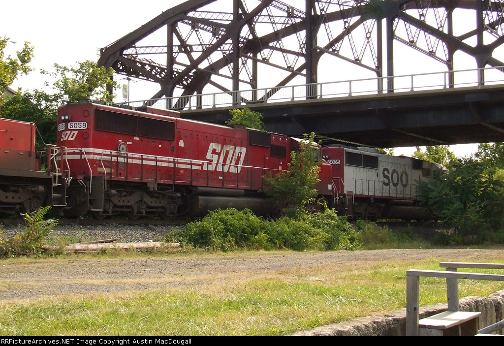 SOO 6059 and 6035