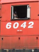 6042 cab detail