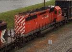 SD40-2 6077