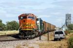 Coal train gets a new crew