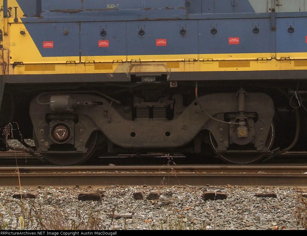 5839 Truck Detail
