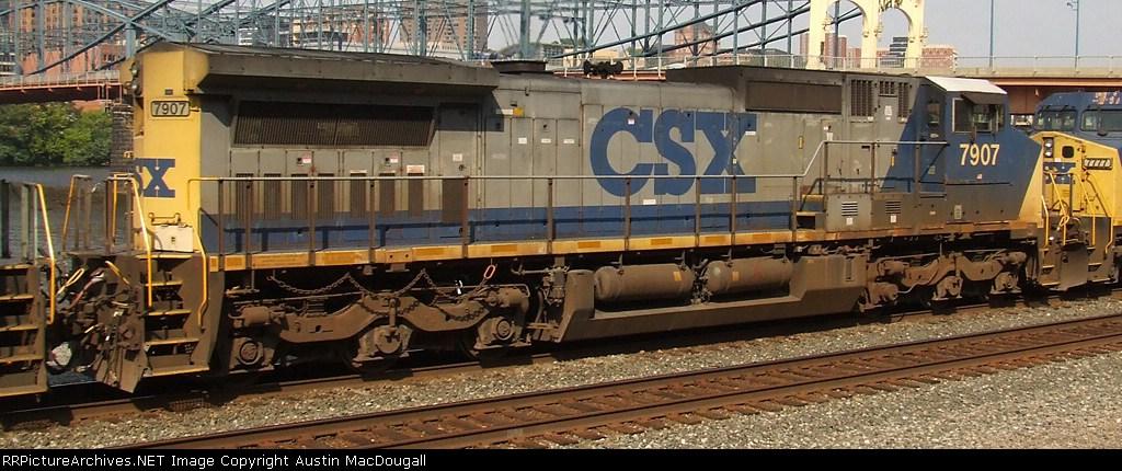 CW40-8 7907