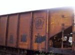 PRR ballast car