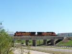 BNSF 5464