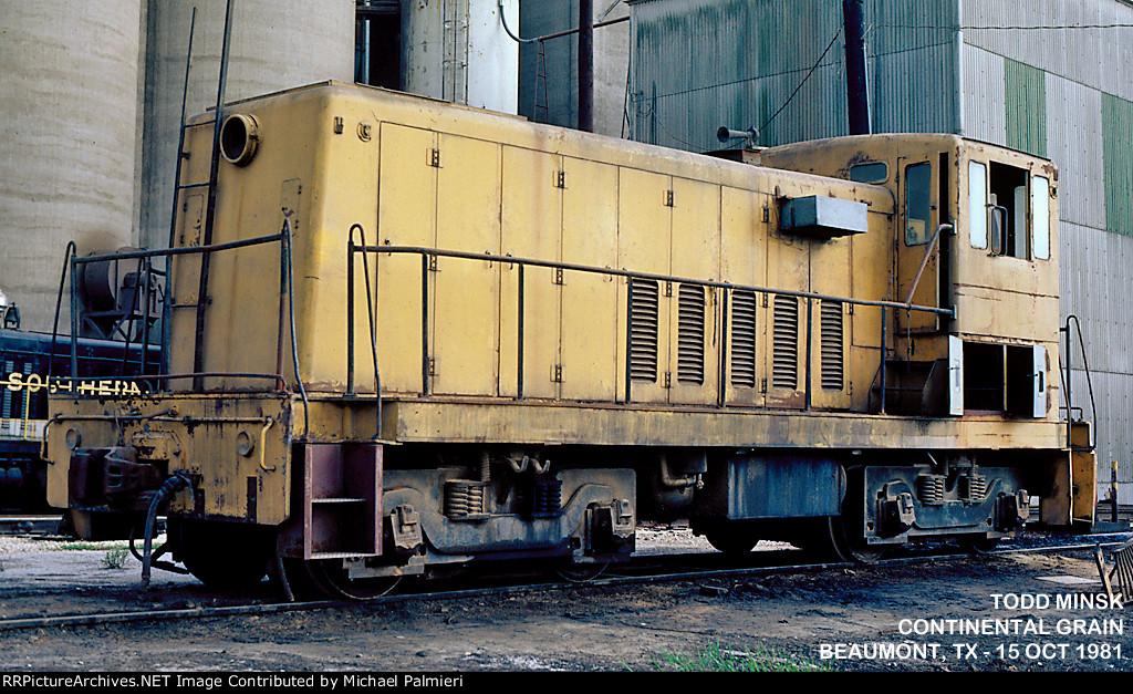 Continental Grain 70-tonner