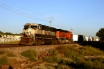 BNSF 9679 and BNSF 6160