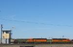 BNSF 8167 & 6830