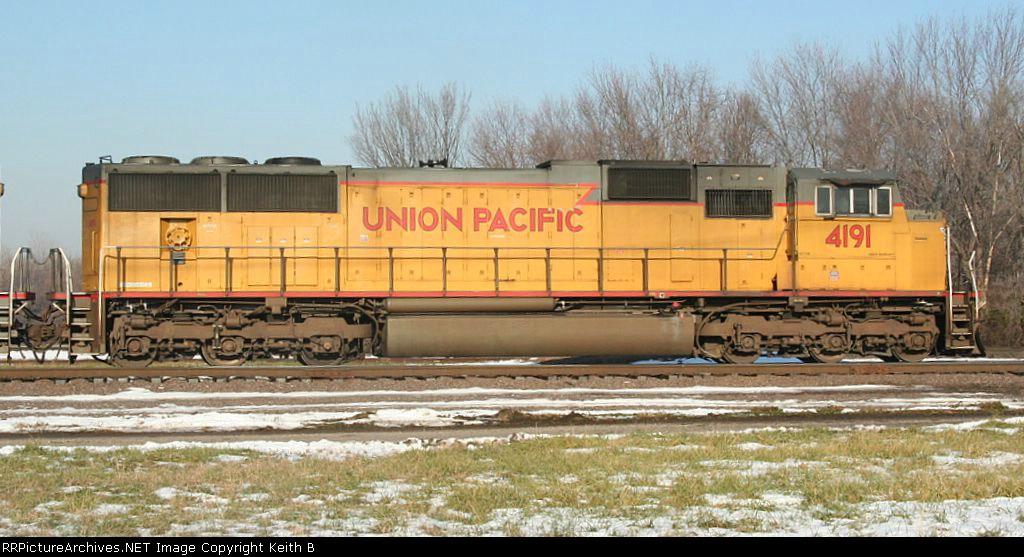UP 4191