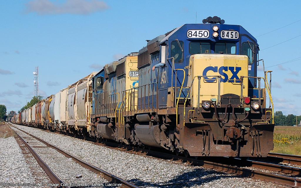 CSX Q634