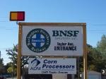 BNSF Entrance