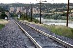 Rail bed