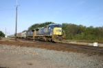 CSX 7637 has grain loads from the BN