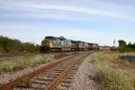 CSX 7810 west