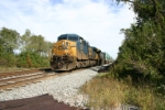 CSX 5115 with big ISO stacktrain