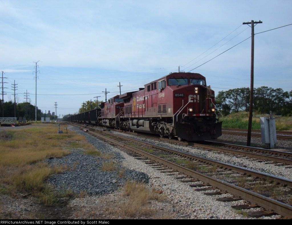 CP 8546 & 9812