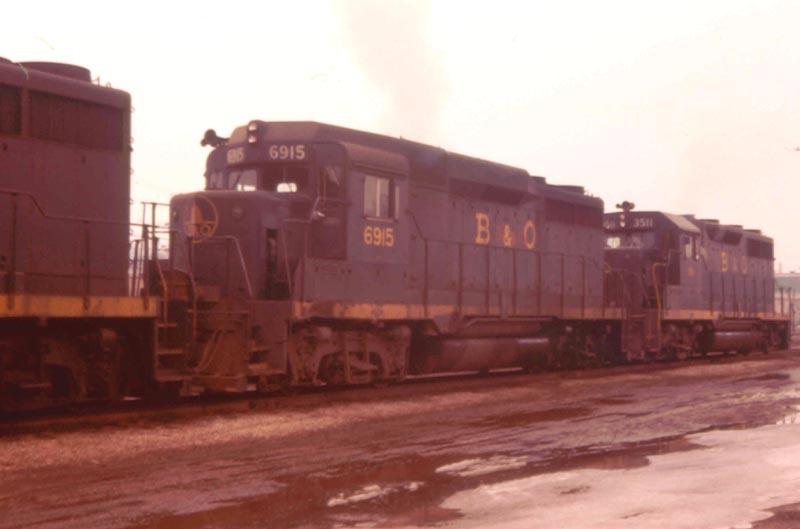 B&O GP30