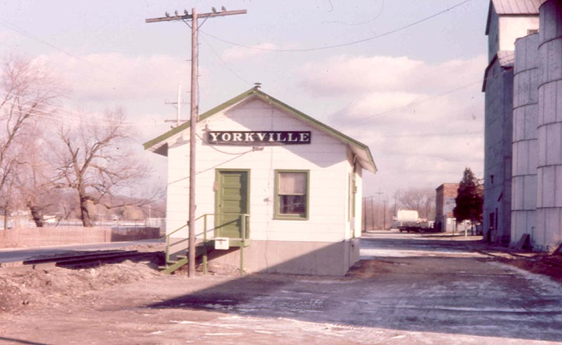 Yorkville Depot
