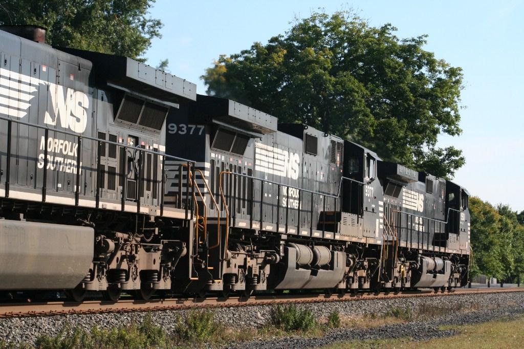 Trailing Engines on 212