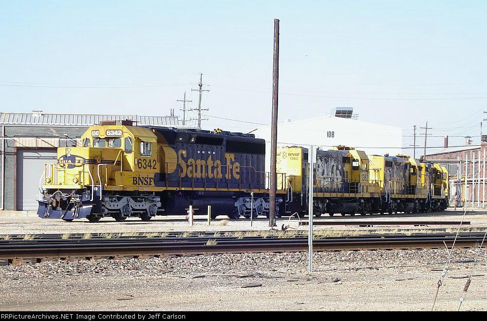 BNSF 6342 lookin' good!