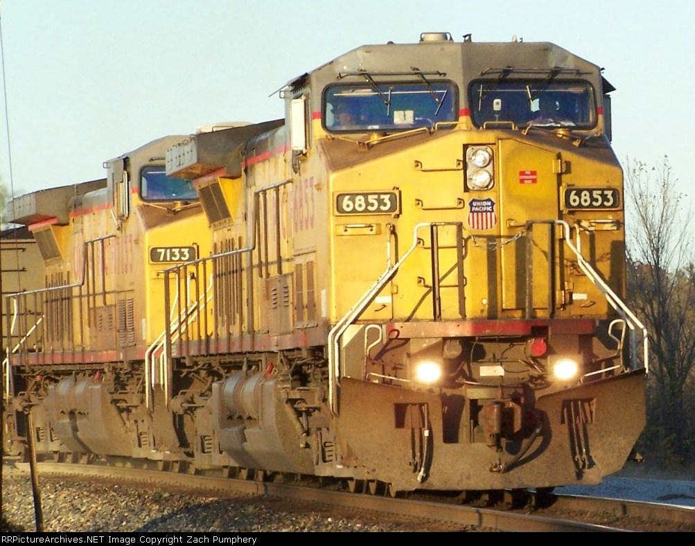 Southbound KCS Loaded Coal Train