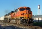 Southbound KCS Loaded Coal Train