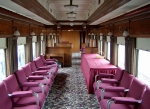 Lounge Car Interior