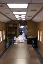 Kitchen Car Interior
