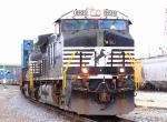 Eastbound NS Intermodal