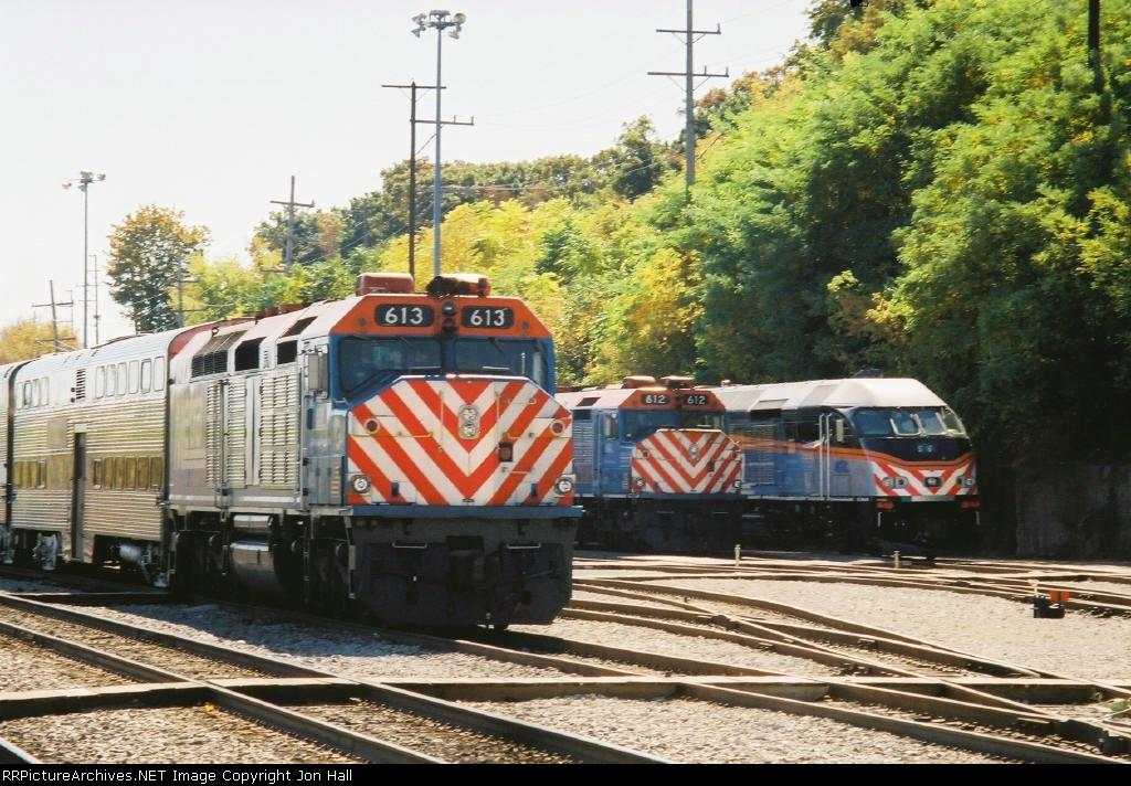 METX 613, 612 & 415
