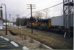 BNSF 3203 & 8053