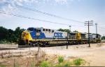 CSX 280 & 138