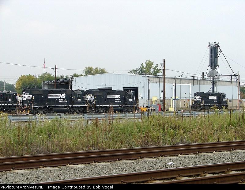 NS 5222, 5221, & 5223