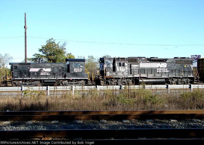 NS 2103 & 5225