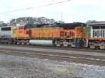 BNSF 4638