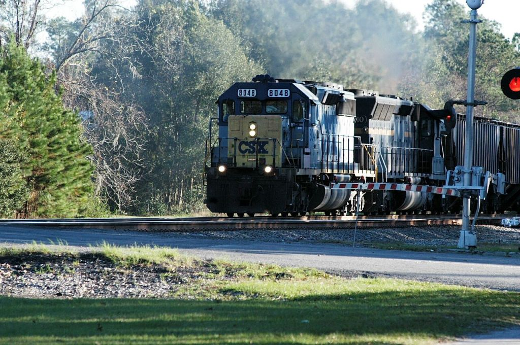 mty coal heading north through folkston
