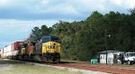Q121 COMES SOUTH OFF THE WAYCROSS LINE