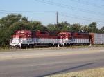 WAMX 5007 Austin Western